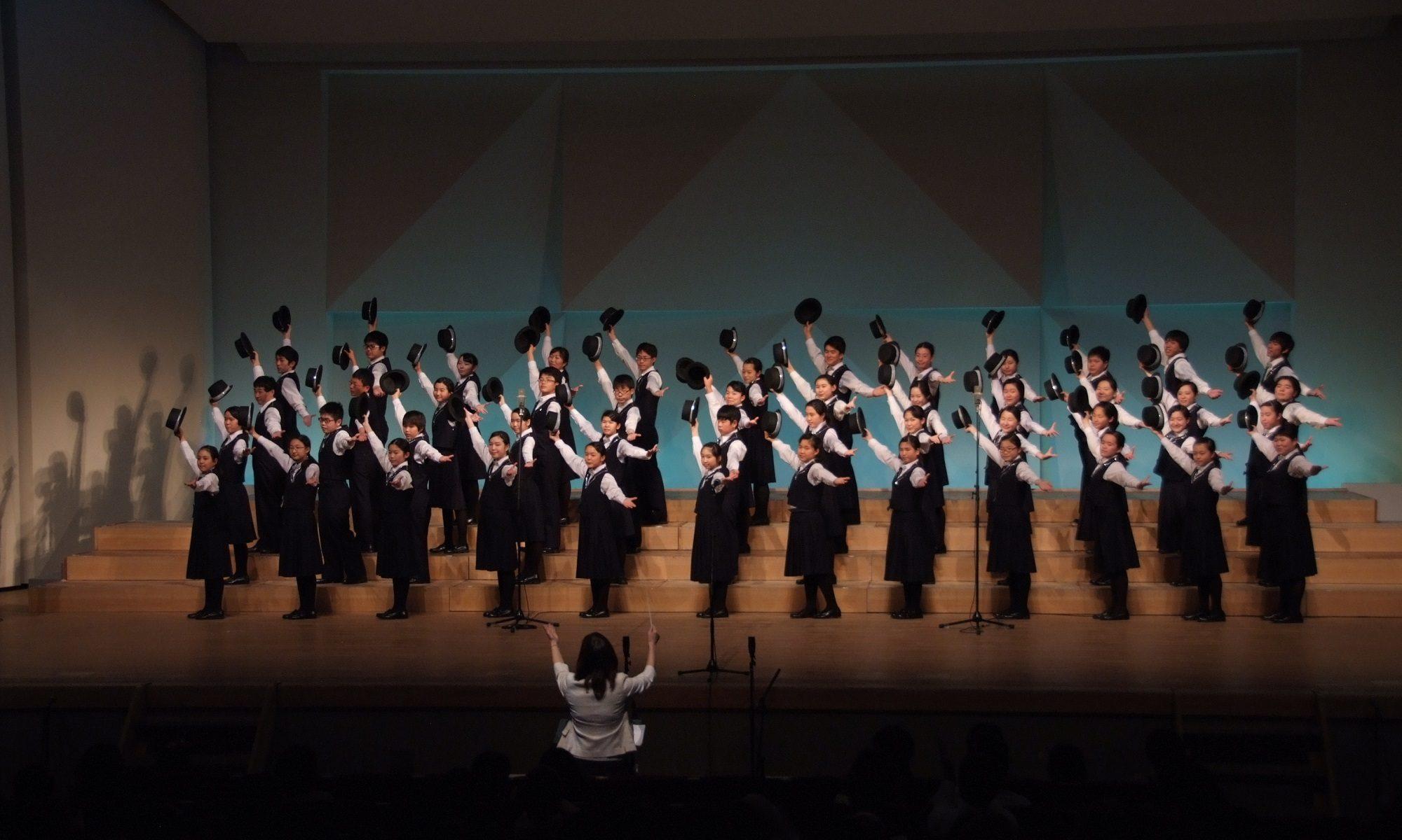 大阪すみよし少年少女合唱団